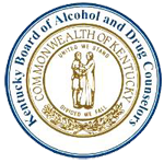 Alcohol and drug commission seal for Kentucky